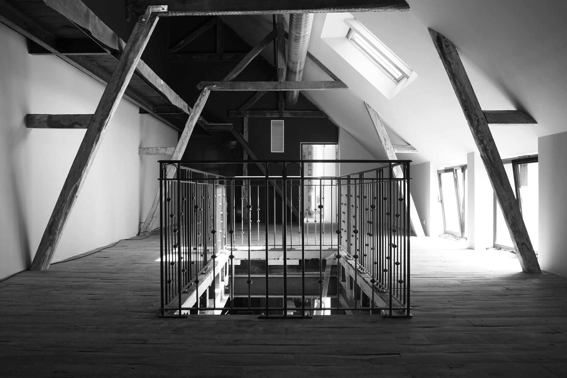 (33bis) Aout 2013 Librairie Bulle 1er etage